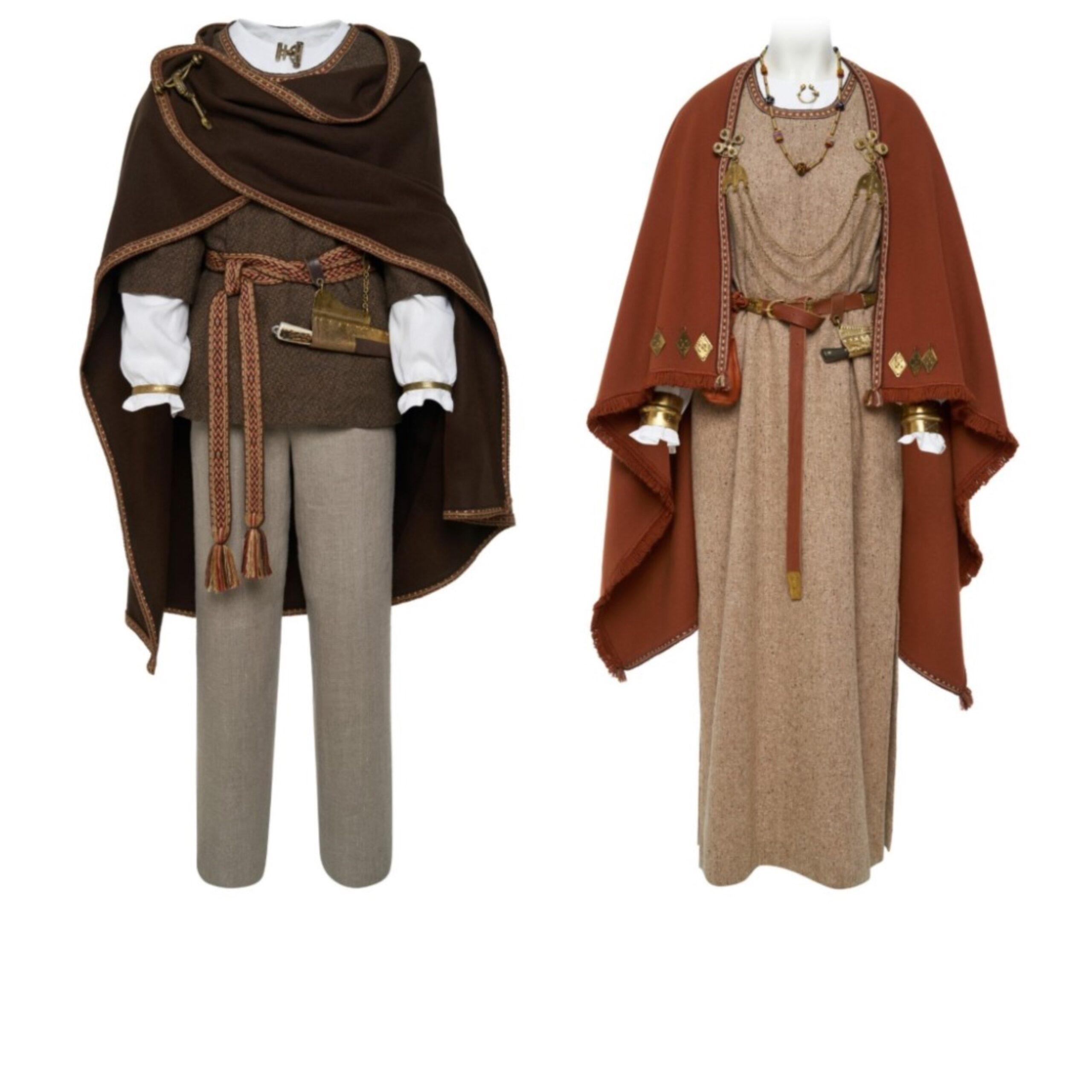 Archeologinis kostiumas ir priedai