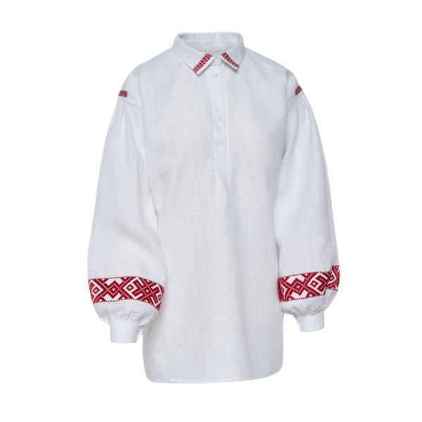 Aukštaitiški moteriški marškiniai Mrš1