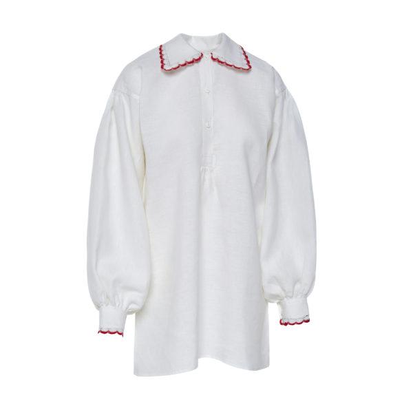 Aukštaitiški moteriški marškiniai Mrš4