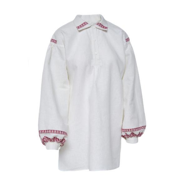 Aukštaitiški moteriški marškiniai Mrš5
