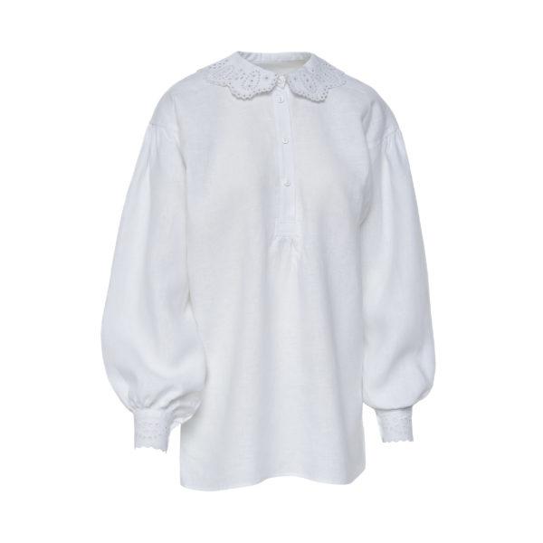 Aukštaitiški moteriški marškiniai Mrš6