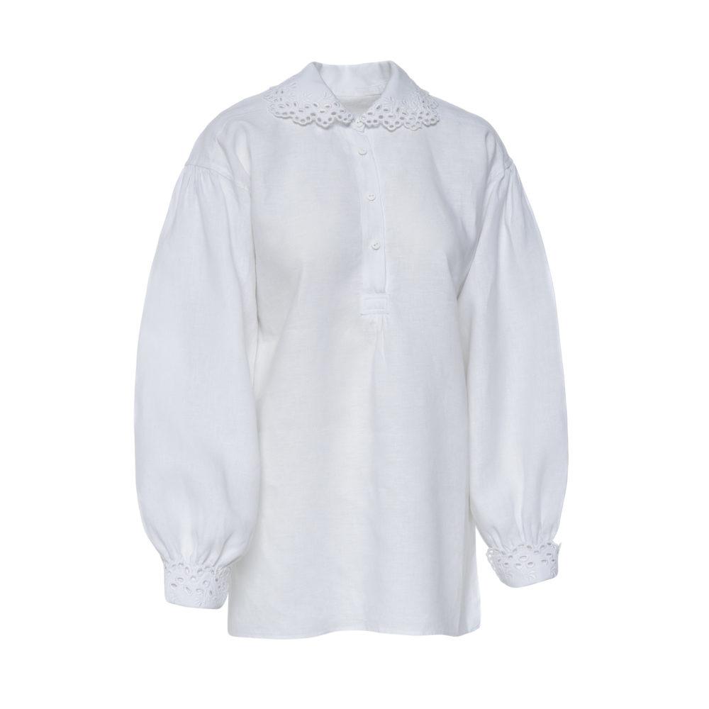 Aukštaitiški moteriški marškiniai Mrš7