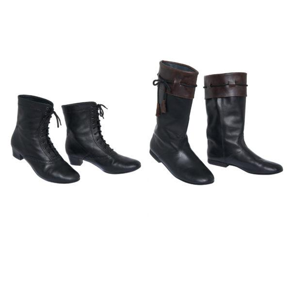 Batai, naginės, kojinės