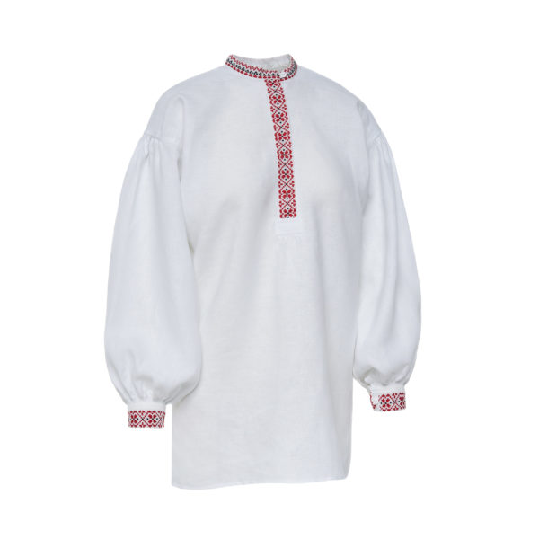 Dzūkiški moteriški marškiniai Mrš15