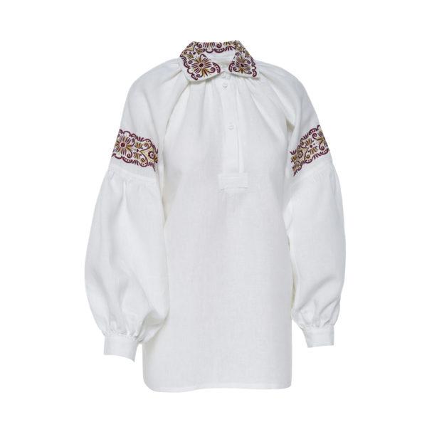 Klaipėdos krašto moteriški marškiniai Mrš28
