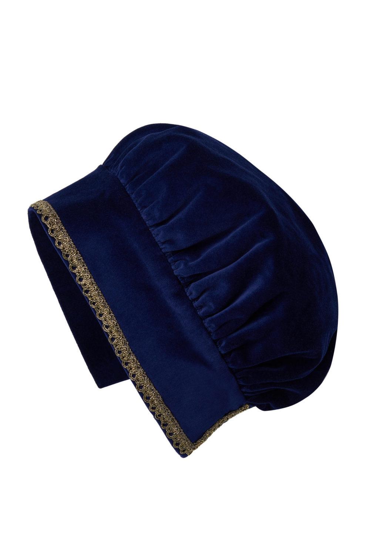 Aksominė kepurėlė 14KEP