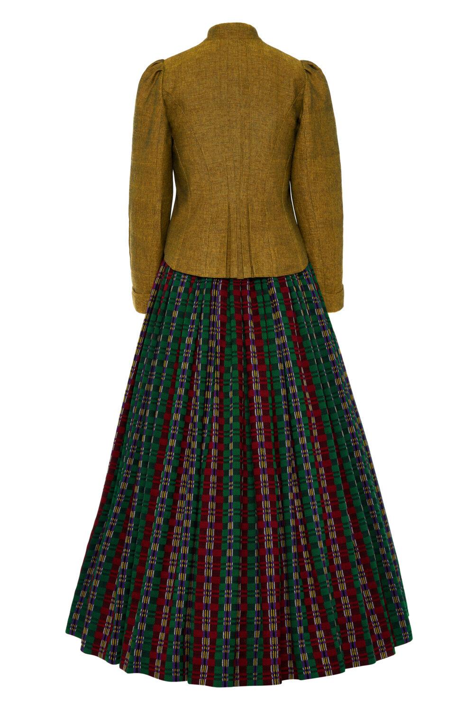 Aukštaitiškas moters tautinis kostiumas KA7