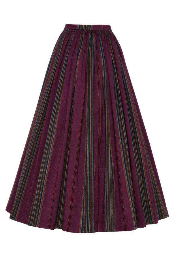 Suvalkietiškas rankinio audimo sijonas SIJ15