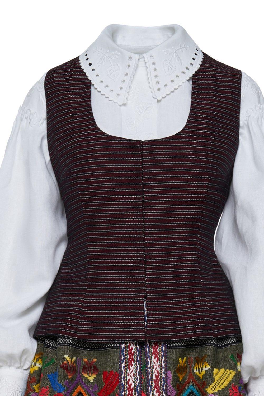 Suvalkietiškas Kapsės moters tautinis kostiumas KS2