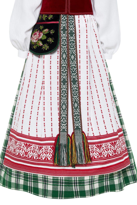 Klaipėdos krašto moteriškas tautinis kostiumas KKLP7