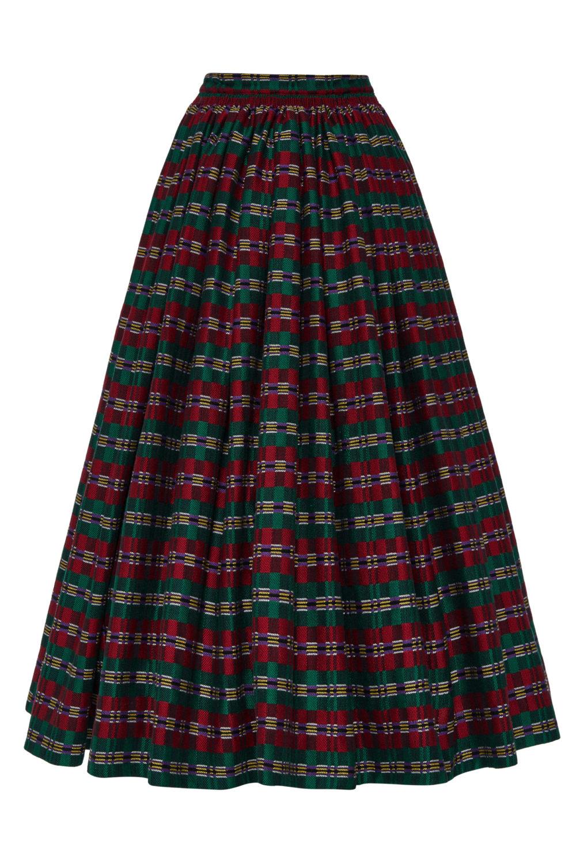 Aukštaitiškas moters tautinis kostiumas KA6