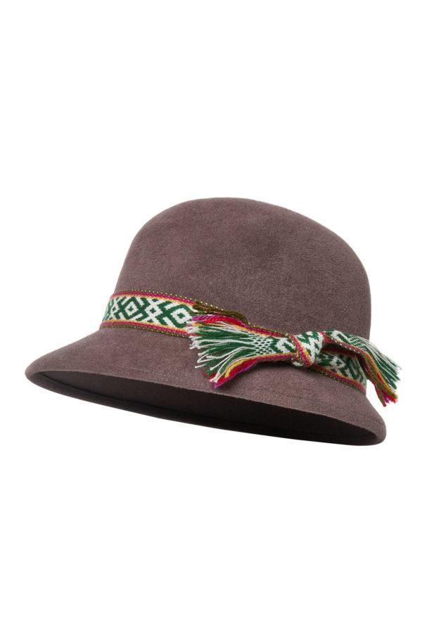 Dzūkiška vyriška skrybėlė 2 spalvų SKR03