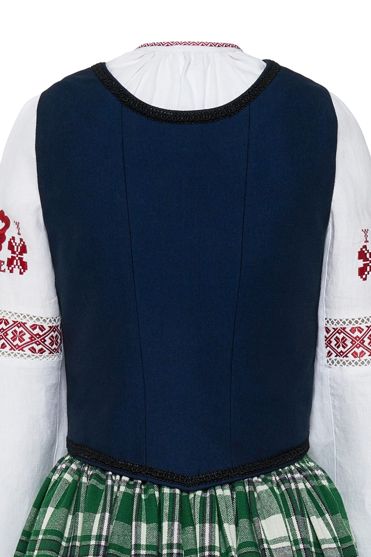 Klaipėdos krašto moteriškas tautinis kostiumas KKLP8