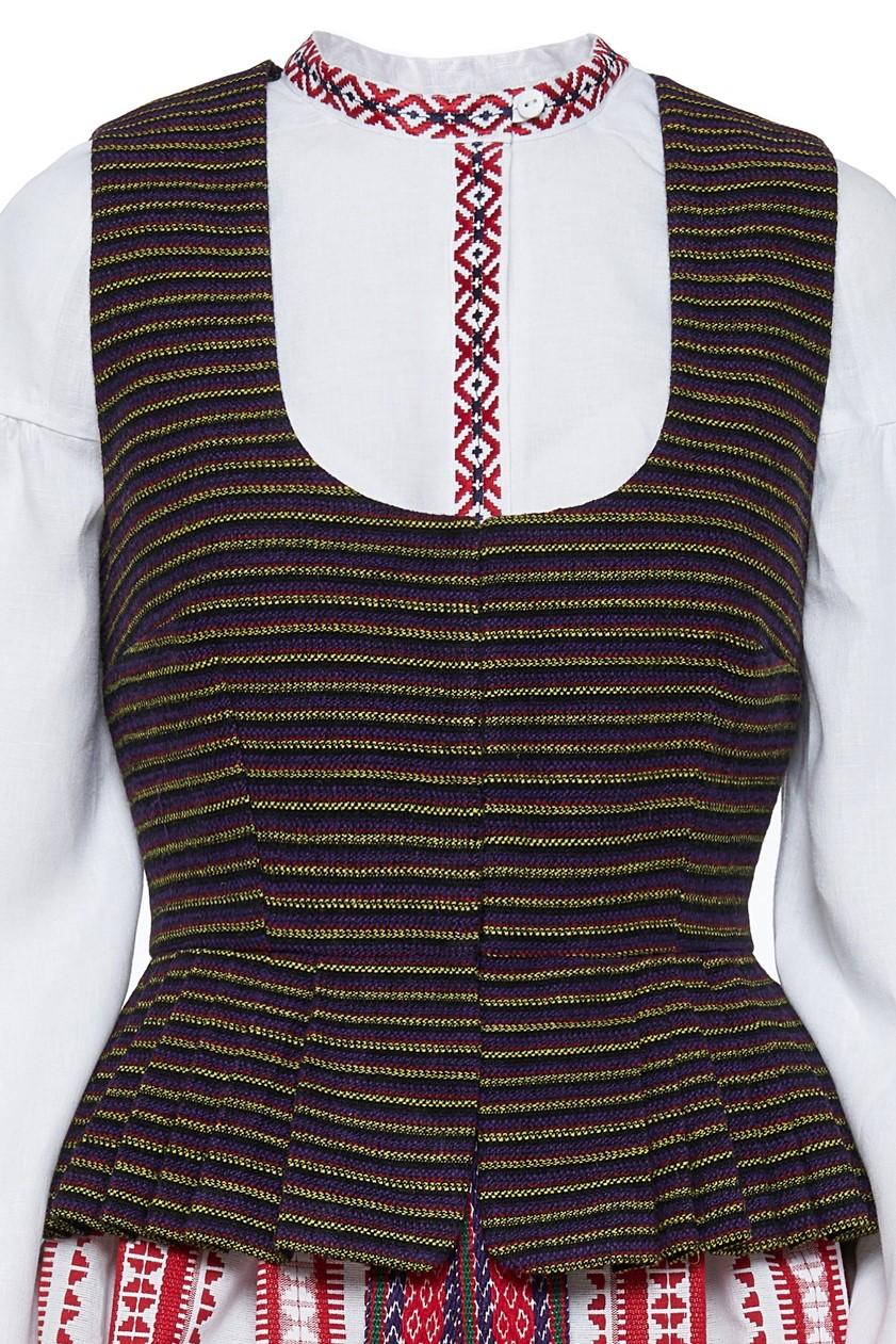 Žemaitiškas moteriškas tautinis kostiumas KZ5
