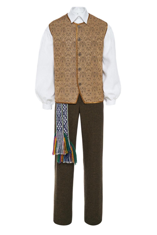 Suvalkietiškas vyriškas tautinis kostiumas KVS1