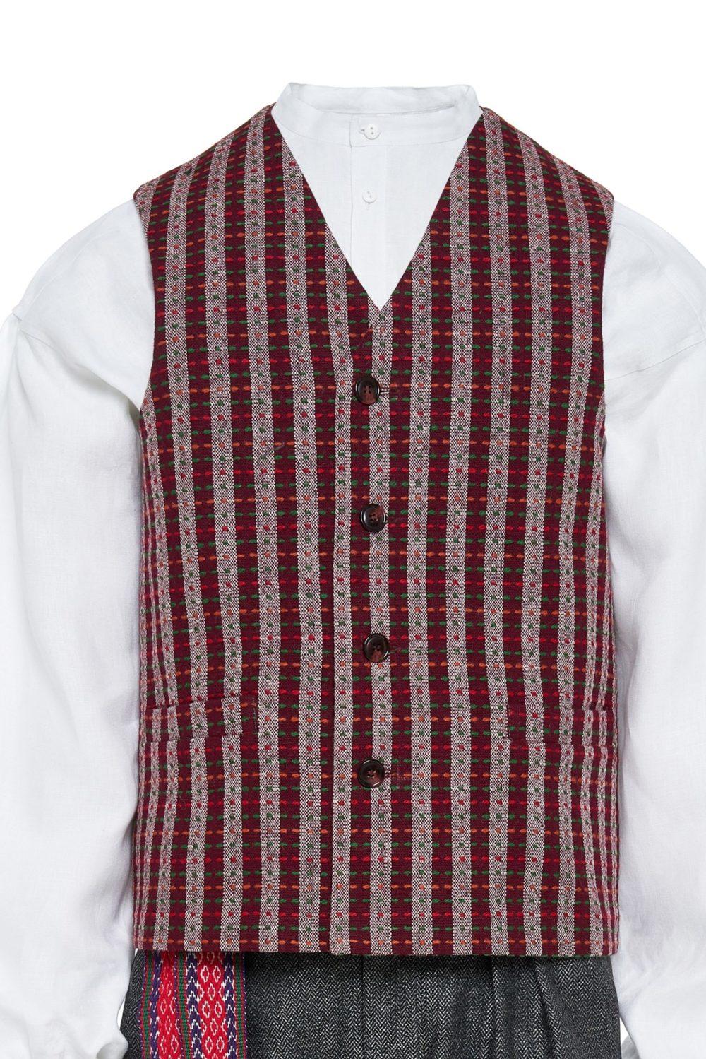 Žemaitiškas vyriškas tautinis kostiumas KVZ2