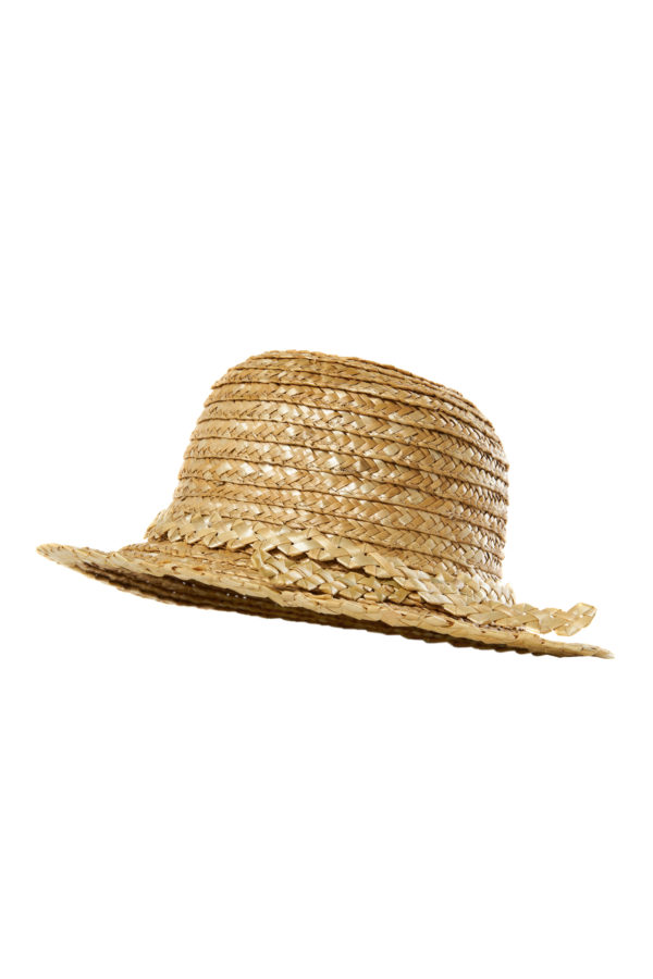 Šiaudinė vyriška skrybėlė SKR08