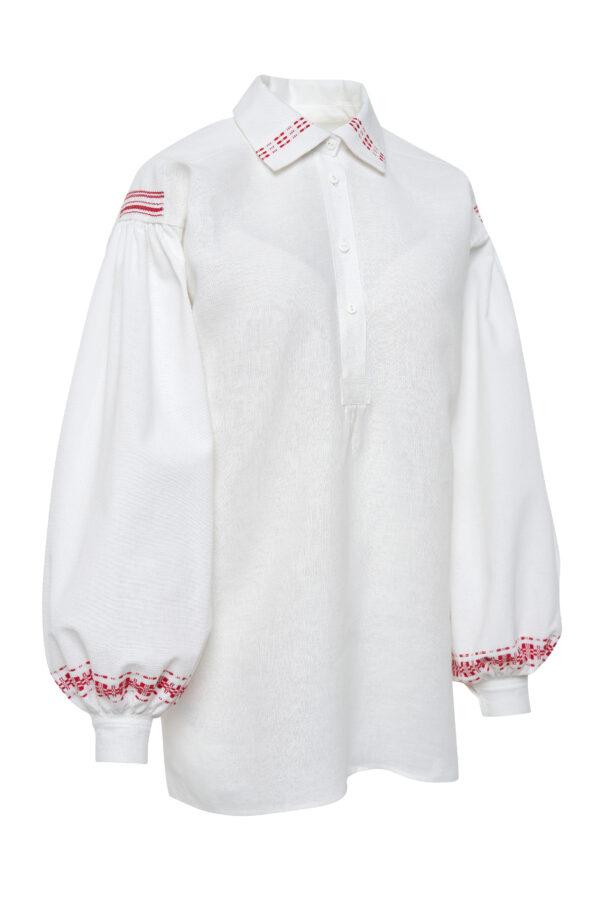 Aukštaitiški moteriški marškiniai Mrš56