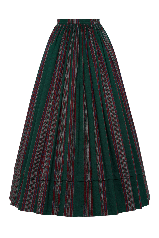 Suvalkietiškas rankinio audimo sijonas SIJ40