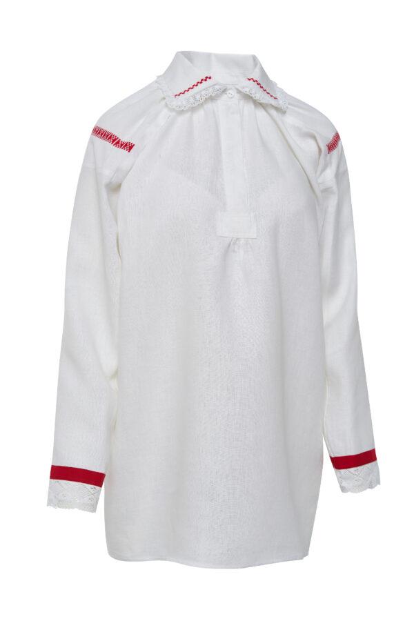 Aukštaitiški moteriški marškiniai Mrš59