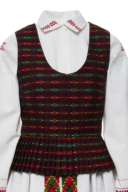 Aukštaitiškas moters tautinis kostiumas KA10